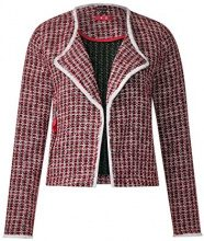 Street One 210652, Giacca Donna, Mehrfarbig (Colada Pink 31263), 50