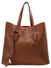 Coccinelle CELENE SHOPPER GRANA Shopping bag brule/coquelico