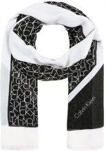 Calvin Klein ALLOVER SCARF Sciarpa black