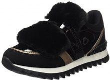 Break&Walk Donna Hi221707 scarpe sportive nero Size: 38