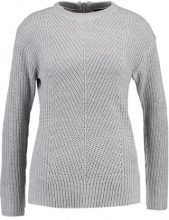 Dorothy Perkins LEAD IN ZIP BACK Maglione grey