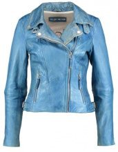 Freaky Nation NEW LOVE Giacca di pelle sky blue