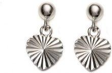 H. Gaventa Ltd - Orecchini pendenti da donna, argento sterling 925, cod. E-11130