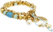 Bracciale Fashionvictime  Bracciale Donna  - Gioiello Metallo Oro