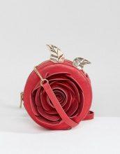 Disney x DN - Borsa a tracolla con rose - Rosso