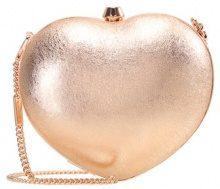 MICHAEL Michael Kors PEARL HEART BOX  Pochette soft pink