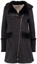 Molly Bracken Cappotto classico dark grey