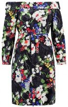 Banana Republic MINDY FLORAL Vestito estivo black/multi