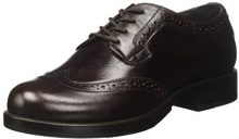 U.S. Polo Assn. sabella, Scarpe Stringate Basse Oxford Donna, Marrone (Dark Brown), 39 EU