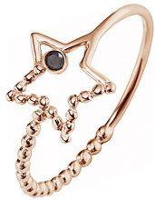 Cai Women–Anello Donna we love Luck infinity and Stars 925argento–c7106r/90/L6, argento, 52 (16.6), colore: Oro rosa, cod. C7106R/90/L6/52