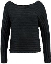 Vero Moda CLEARLAKE OFFSHOULDER  Maglione black beauty