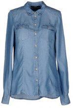 VERO MODA  - JEANS - Camicie jeans - su YOOX.com