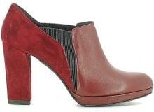 Stivaletti Grace Shoes  625 Tronchetto Donna Bordeaux