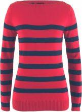 Pullover con scollo a barchetta (Rosso) - bpc bonprix collection