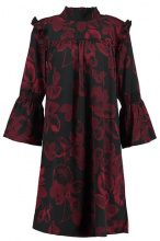 Kaffe AGNES  Vestito dark red
