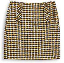 ESPRIT 107ee1d008, Gonna Donna, Multicolore (Honey Yellow 710), 44