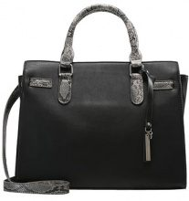 Anna Field Borsa a mano  black/grey