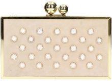 Borsetta elegante Velvet Collection  SMART Pochette Accessori Beige