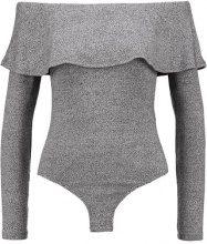 Bardot RUFFLE Maglietta a manica lunga grey