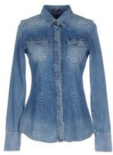 GAS  - JEANS - Camicie jeans - su YOOX.com