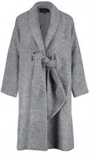 Lost Ink COATIGAN TIE Cappotto classico grey marl