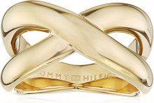Tommy Hilfiger FASHIONRING - Anello, acciaio inossidabile, misura 52 (16.6)