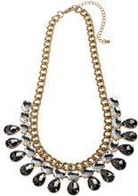 Collane Fashionvictime  Collana Donna  - Gioiello Metallo - Cristallo