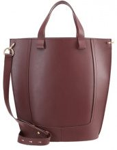 mint&berry Shopping bag burgundy