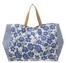Shopping bag - blau
