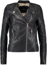 Vero Moda Tall VMKERRI SHORT JACKET Giacca in similpelle black