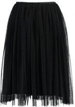 Lace & Beads Tall VALENTINA Gonna a campana black