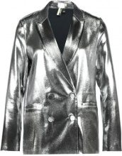 Topshop Blazer silver
