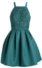 Chi Chi London Petite VAUGHAN Vestito elegante teal