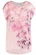 T-shirt con stampa - rose