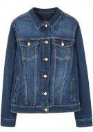 SARAH - Giacca di jeans - dark blue