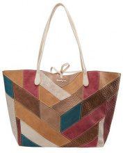 Desigual TALIA CAPRI Shopping bag brown