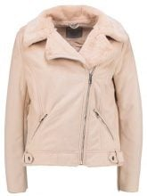 Dorothy Perkins Petite PINK SHEARLING JACKET Giacca in similpelle pink