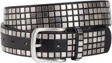 Cintura con borchiette quadrate (Nero) - bpc bonprix collection