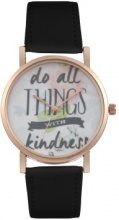 Orologio con cinturino Do all things