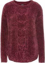 Pullover in ciniglia (Rosso) - BODYFLIRT
