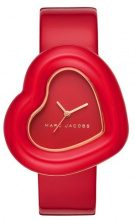 Marc Jacobs THE HEART Orologio rot