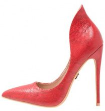 Lost Ink PAIGE COUNTER COURT SHOE Decolleté red
