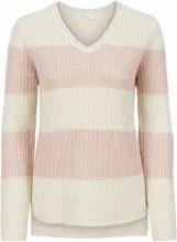 Pullover con lurex (Beige) - BODYFLIRT