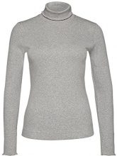 Marc Cain Essentials - MarcCainDamenT-Shirts+E4824J50, t-shirt Donna, Grau (grey 820), 42 (5)
