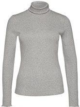 Marc Cain Essentials - MarcCainDamenT-Shirts+E4824J50, t-shirt Donna, Grau (grey 820), 42 (5)