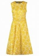 TWITCHILL - Vestito estivo - yellow/white
