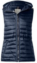Street One 220070, Gilet da Esterno Donna, Blau (Night Blue 10109), 40