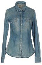 MELTIN POT  - JEANS - Camicie jeans - su YOOX.com