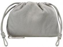 Topshop DRAWSTRING Shopping bag grey