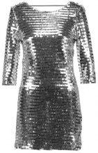 Glamorous Vestito elegante silver